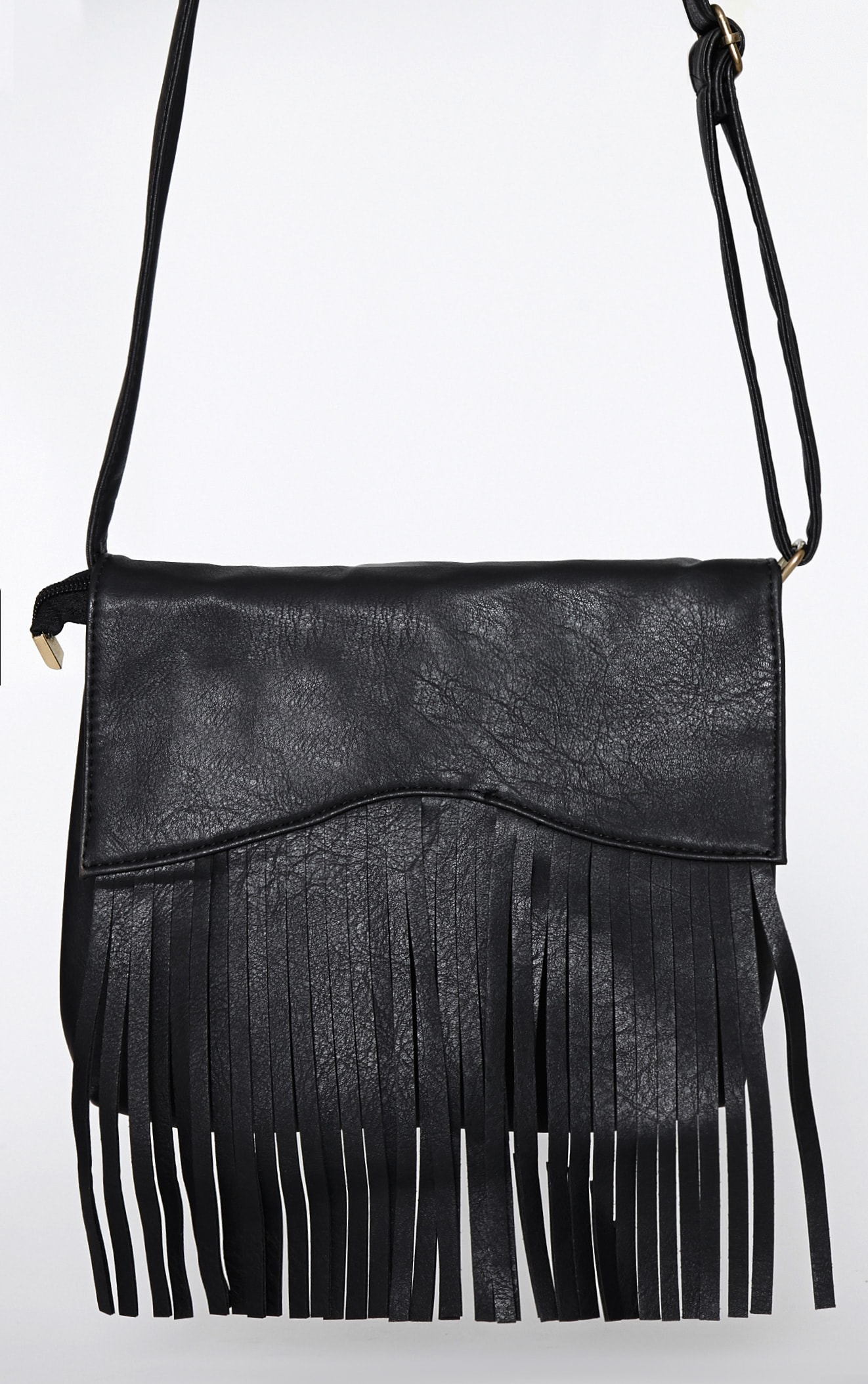 Monna Black Tassel Bag 3