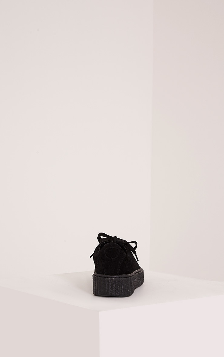 Cia Black Creeper Trainers 4