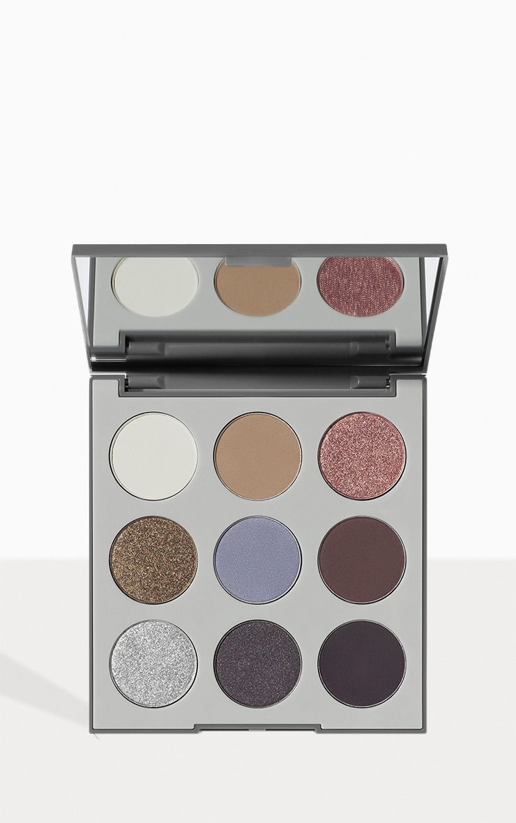 Morphe 9W Smoke & Shadow Artistry Eyeshadow Palette 1