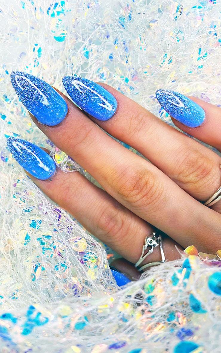 SHRINE Ice Queen False Nails 1