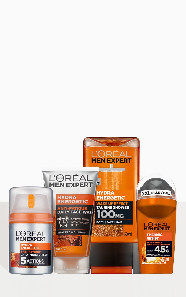 L'Oreal Men Expert Hydra Energetic Re-Charging Moisturiser Kit 1