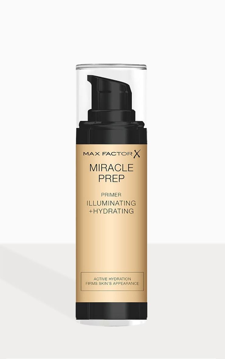 Max Factor Miracle Prep Illuminating & Hydrating Primer 1