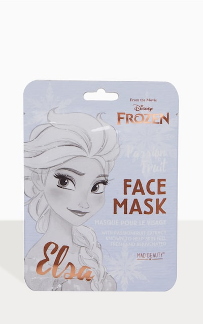 Disney Frozen Face Mask Elsa