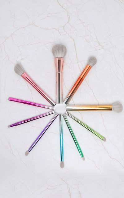 BH Cosmetics Take Me Back to Brazil 10 Piece Brush Set