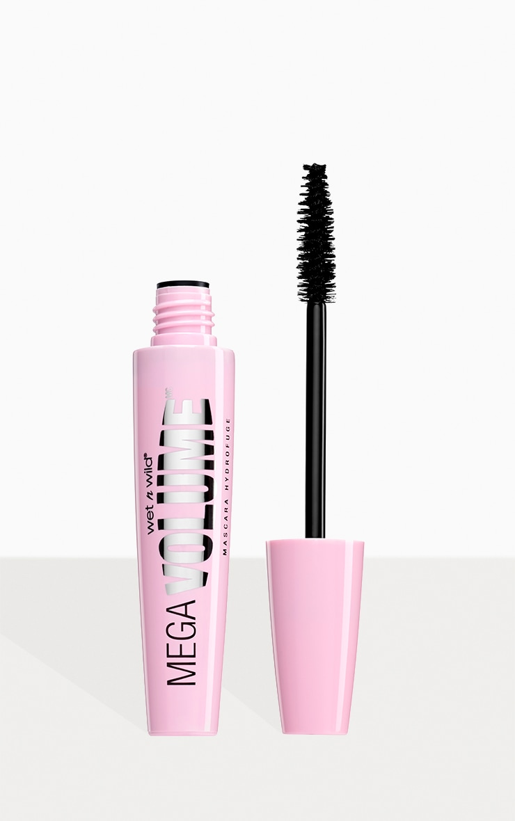 wet n wild Mega Volume Mascara Very Black 1