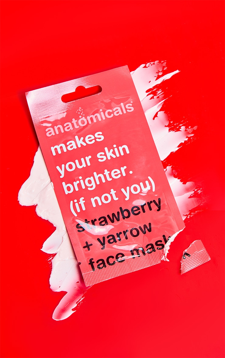 Anatomicals Makes Your Skin Brighter (If Not You) Face Mask 1