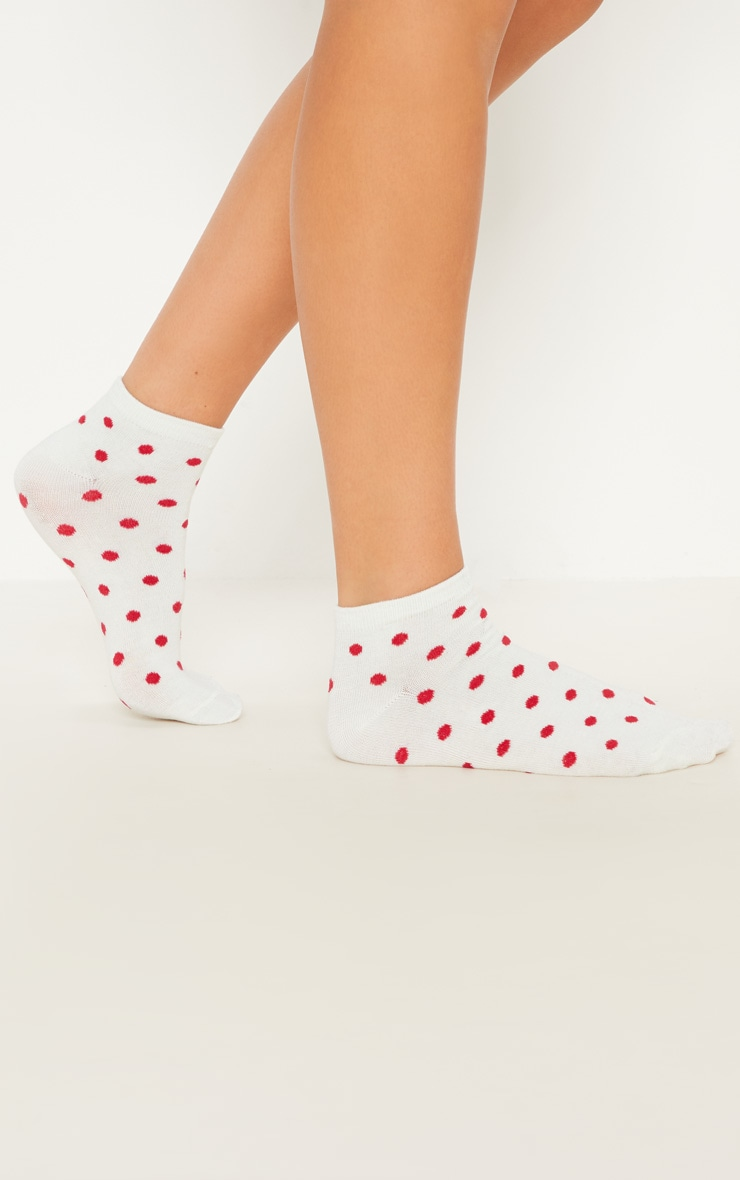 Spotted Socks 3 Pack
