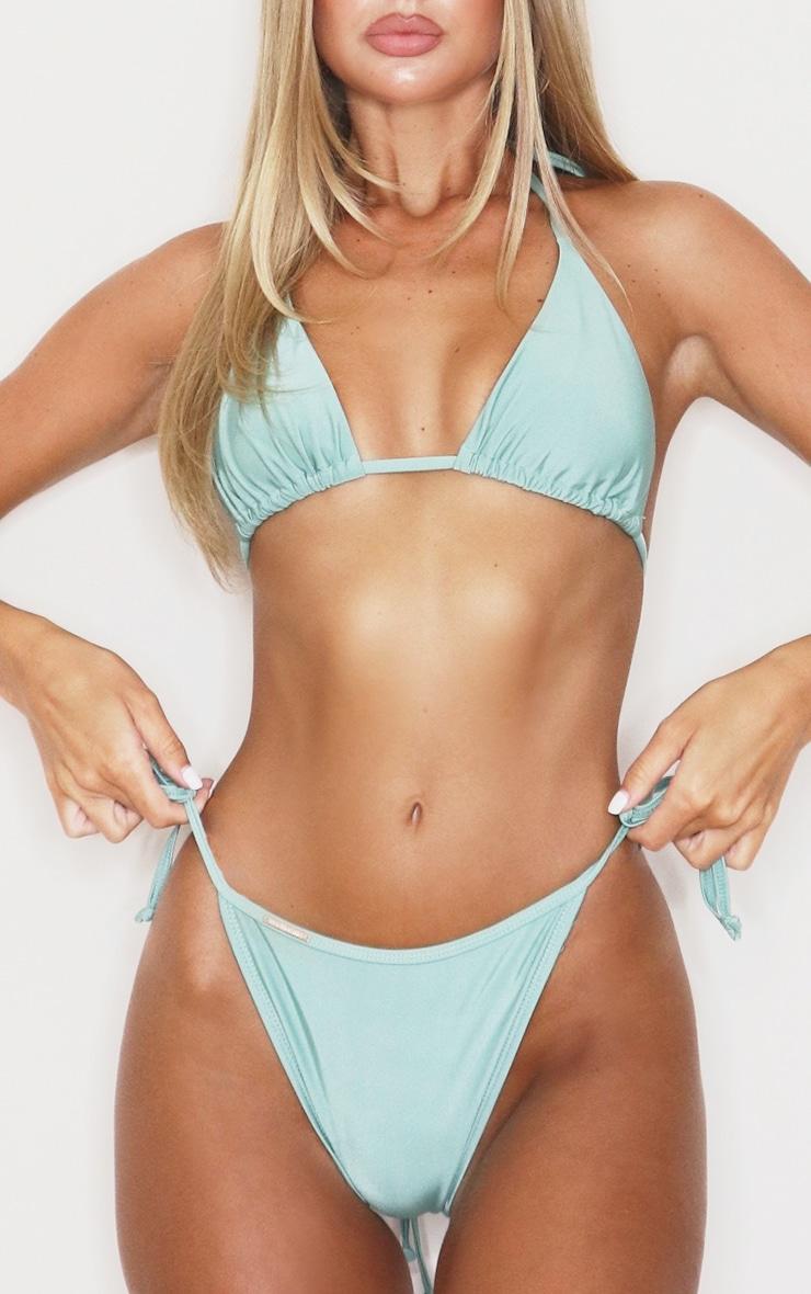 Jade Mix & Match Tie Side Bikini Bottom 1