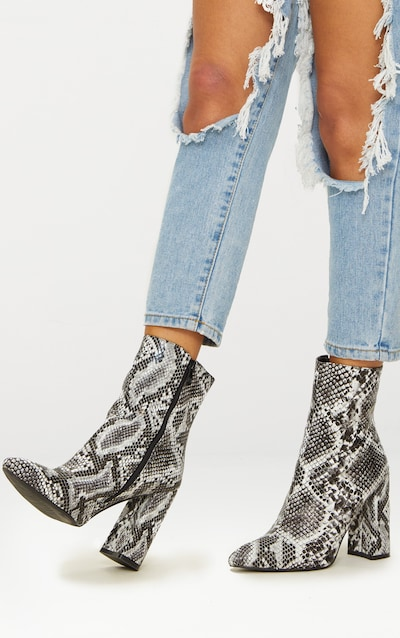 eb1941bb653 Black Snake High Point Ankle Boot