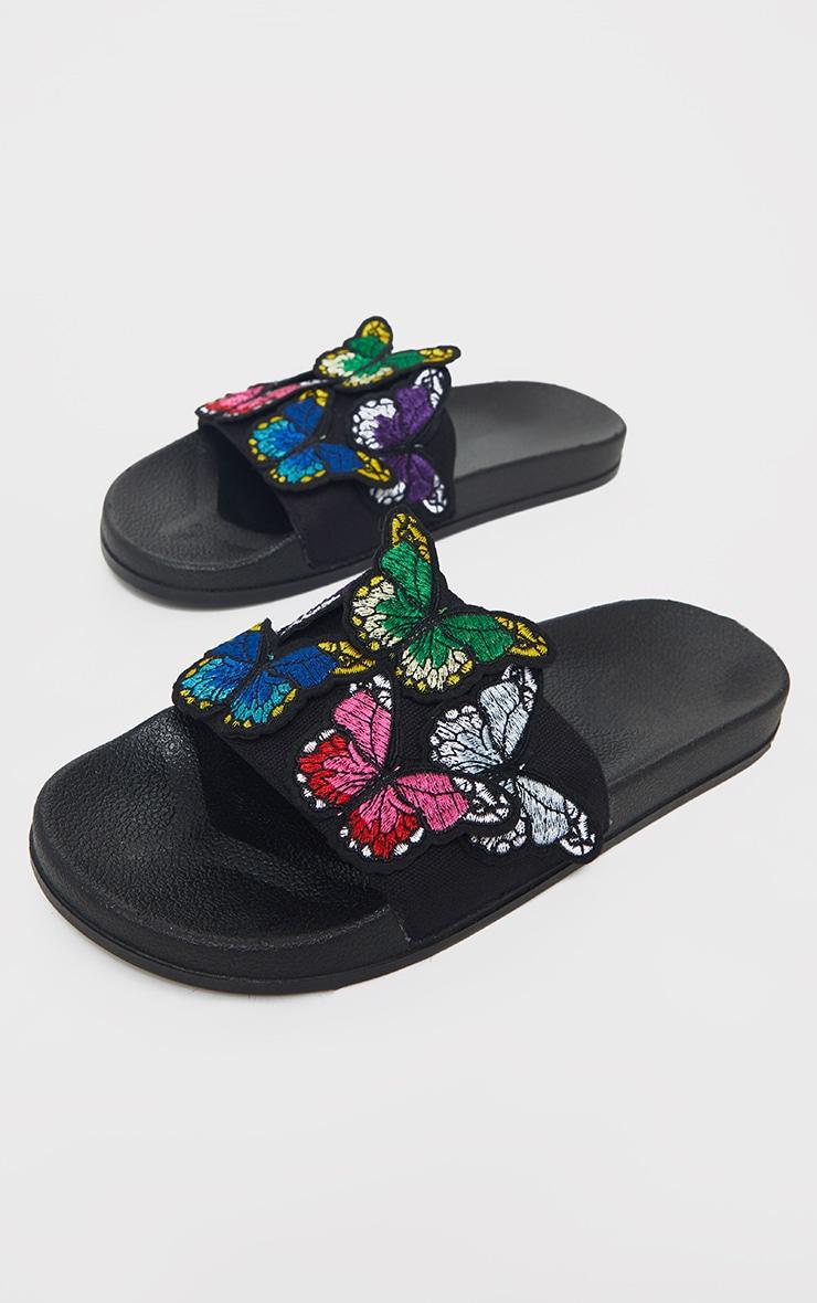 Black Butterfly Sliders 3