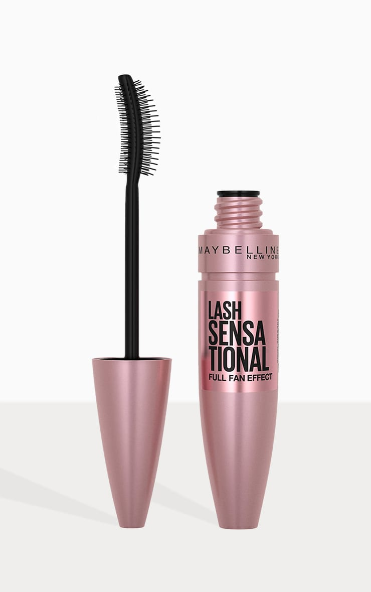 Maybelline Lash Sensational Mascara Very Black 1