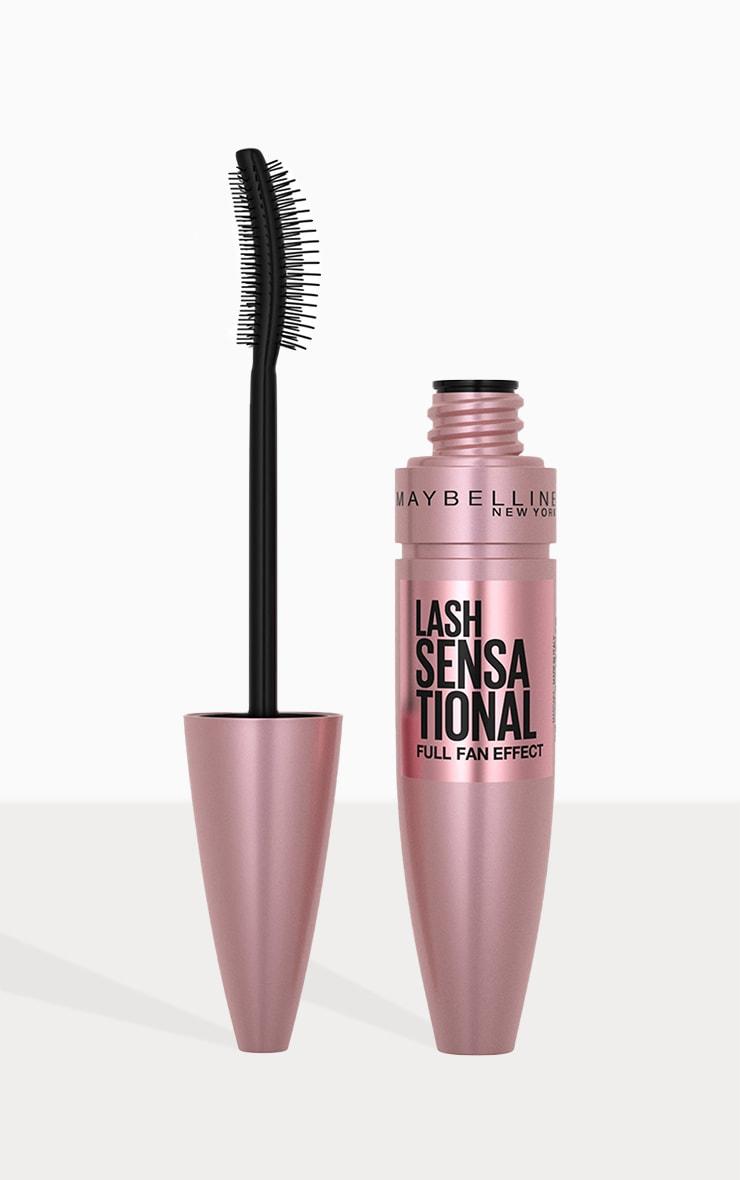 Maybelline Lash Sensational Mascara Very Black image 1