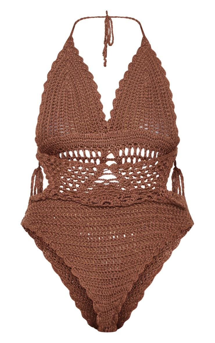 Chocolate Crochet Body 4