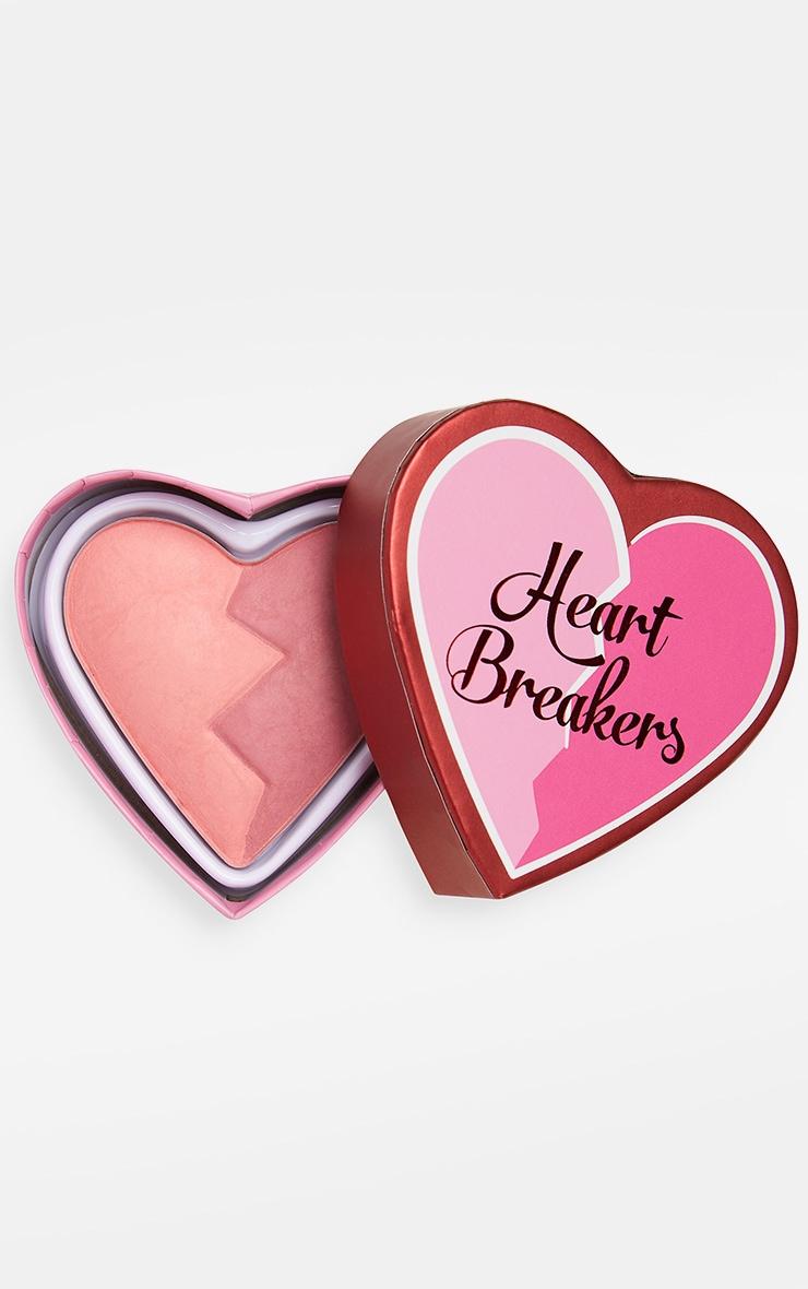 I Heart Revolution Heartbreakers Matte Blush Independent 1
