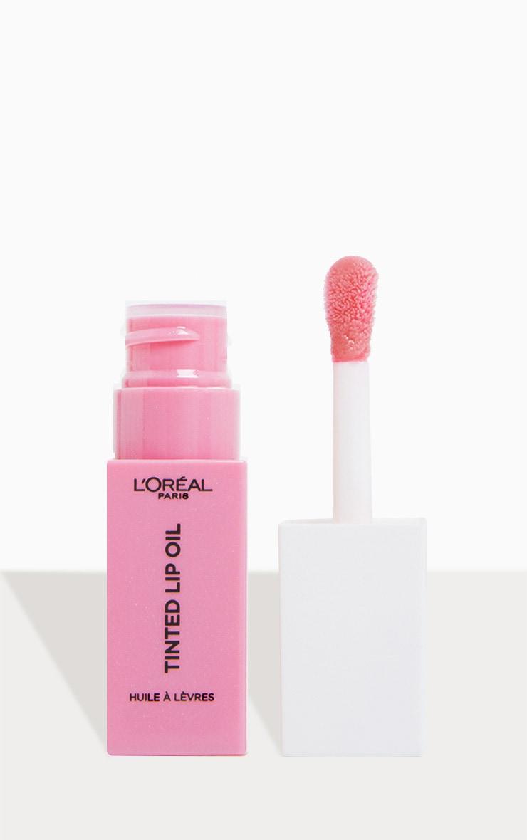 L'Oreal Paris Lip Spa Lip Oil 02 Sugar Plum