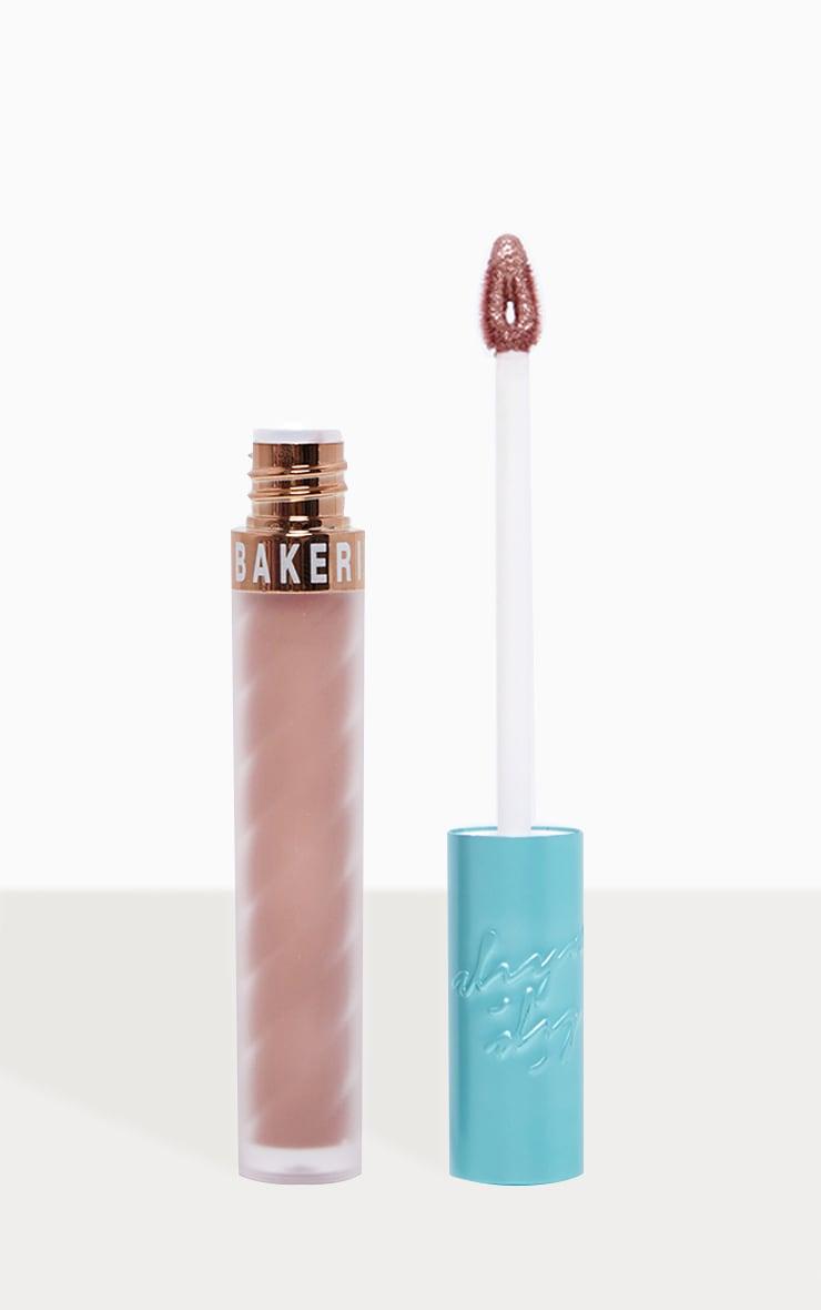 Beauty Bakerie - Gloss mat Lip Whip - Rose Pose 1