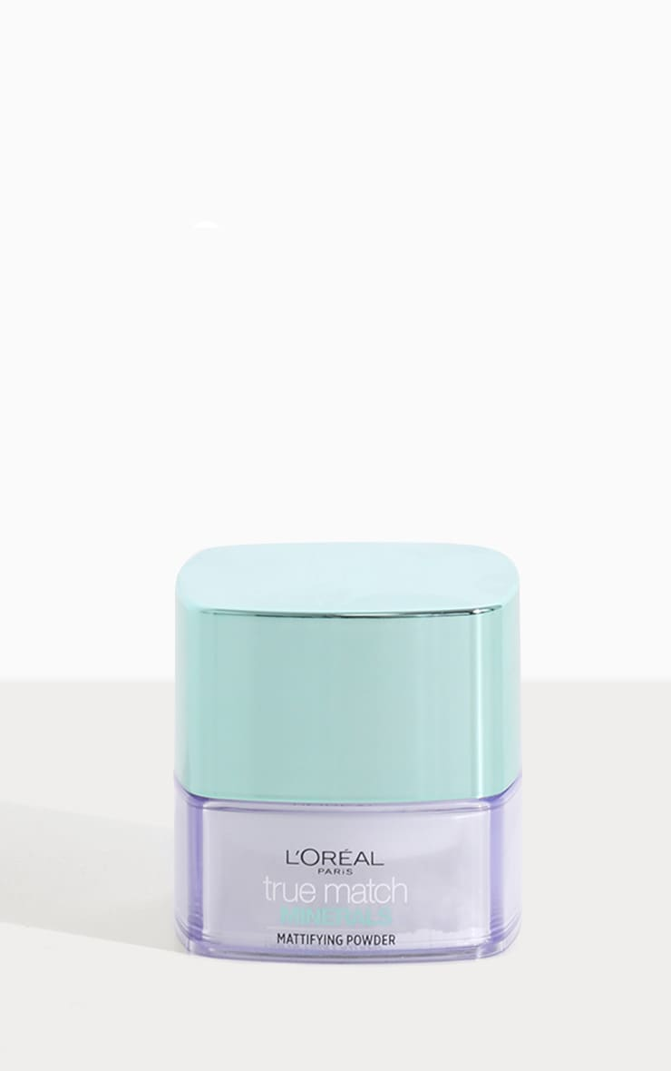 L'Oréal Paris True Match Mineral Finishing Powder 2