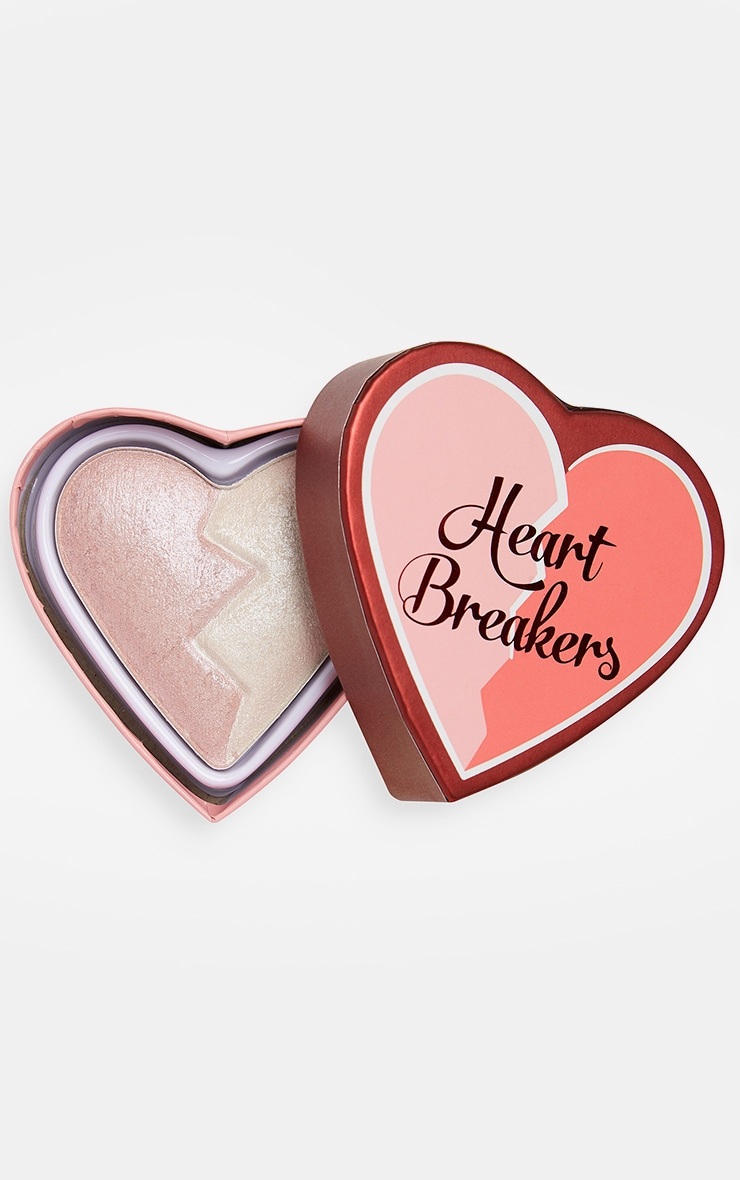 I Heart Revolution Heartbreakers Highlighter Unique 1