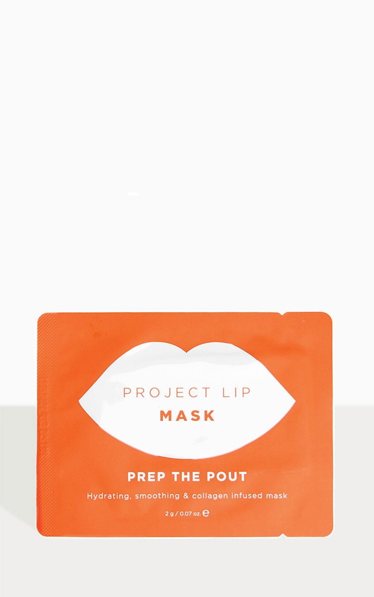 Project Lip Mask 1