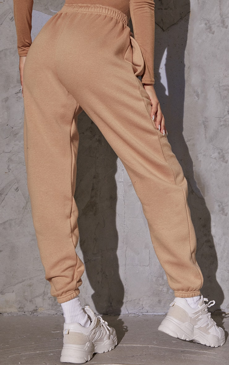 Jogging sweat taupe 3