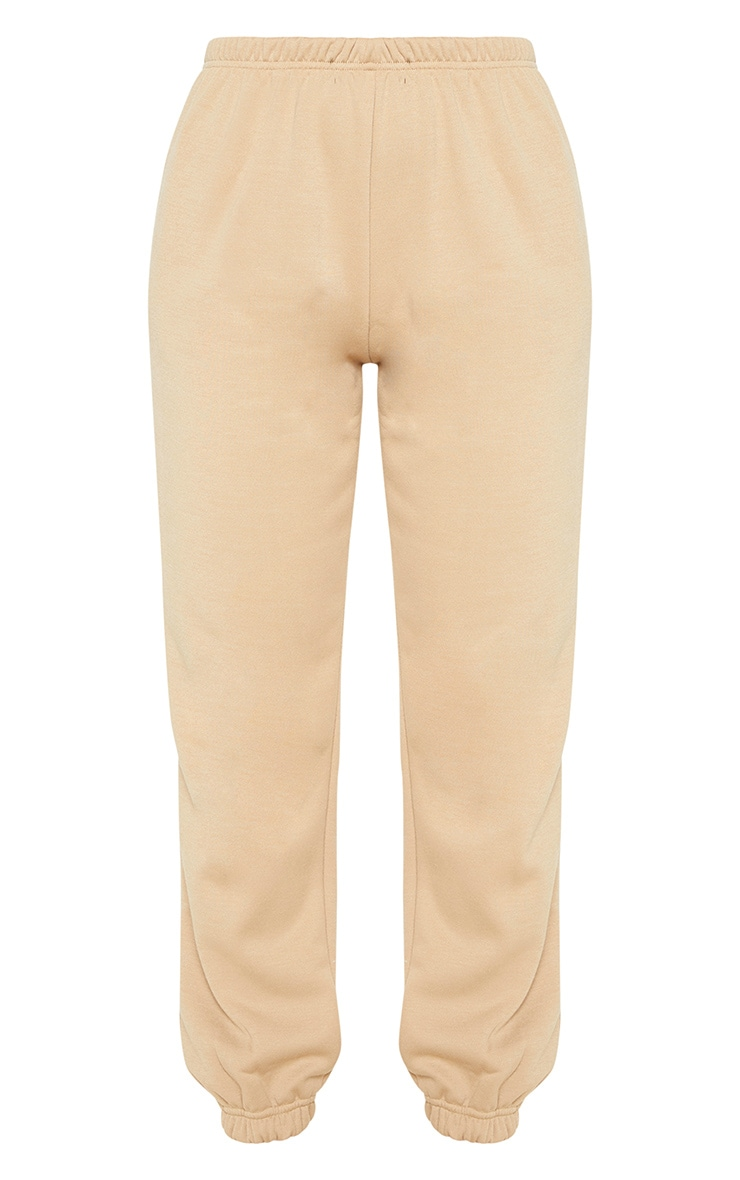 Taupe Casual Jogger 3