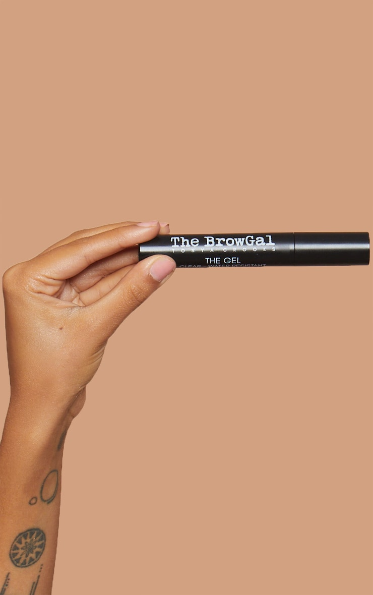 The BrowGal Clear Eyebrow Gel 6