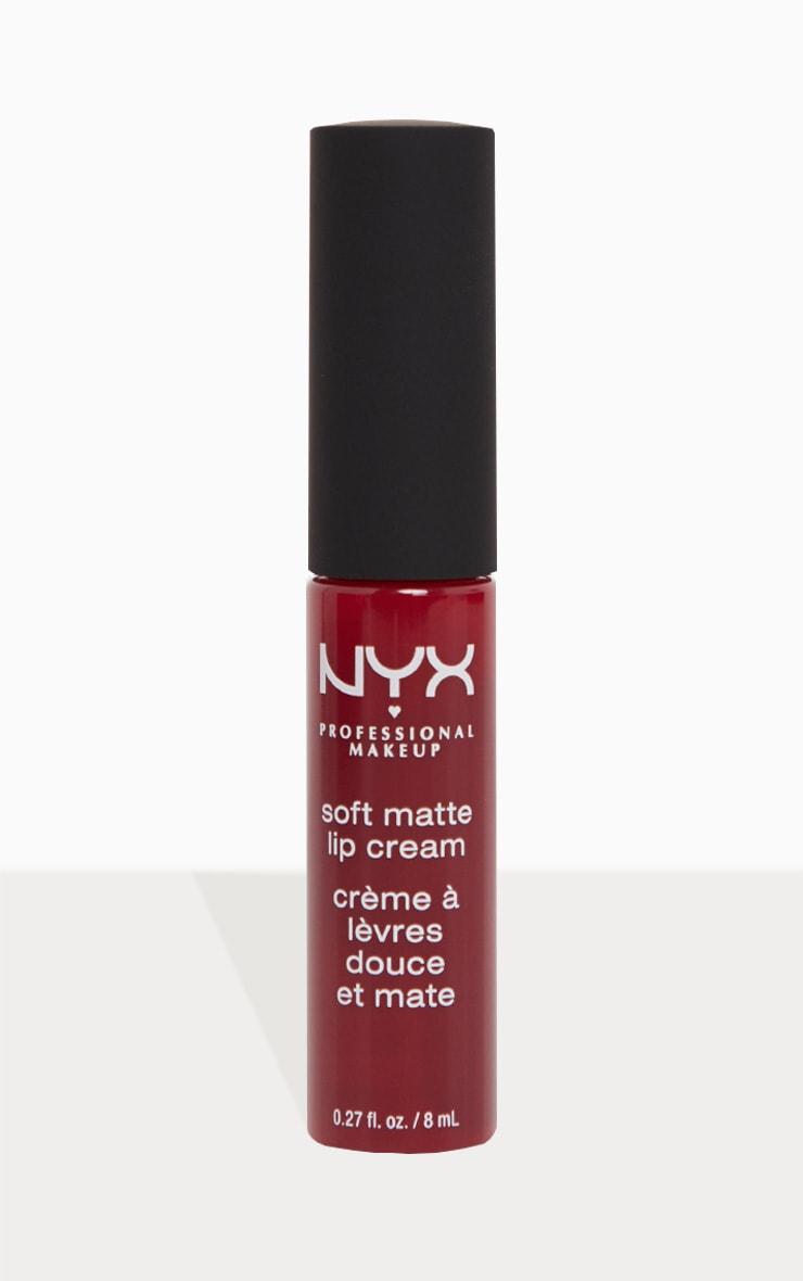 NYX PMU Soft Matte Lip Cream Monte Carlo 2