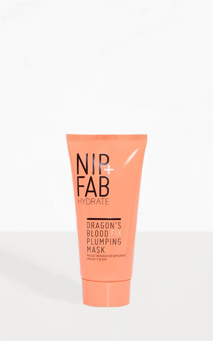 Nip & Fab Dragons Blood Mask 1