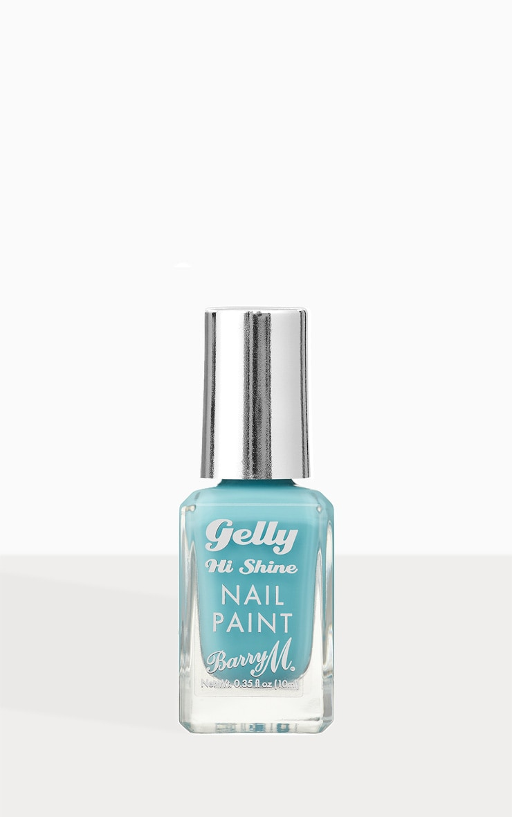 Barry M Gelly Hi Shine Nail Paint Sour Candy 1