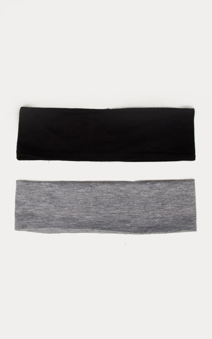 2 Pack Basic Headband 3