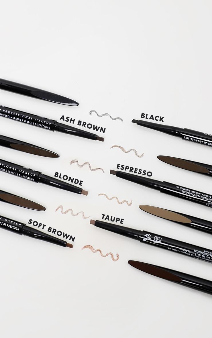 NYX Professional Makeup Precision Brow Pencil Blonde 3