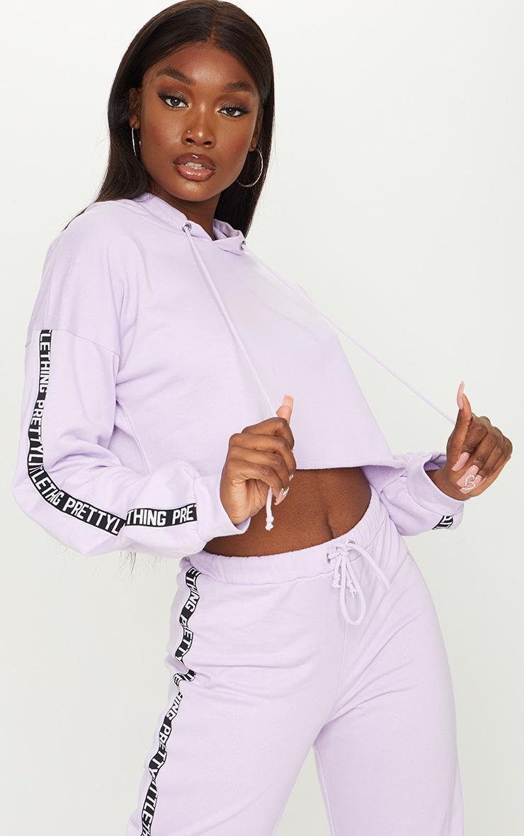 Women Ladies Brown Check Print Long Sleeve Two Piece Loungewear Set Co Ord