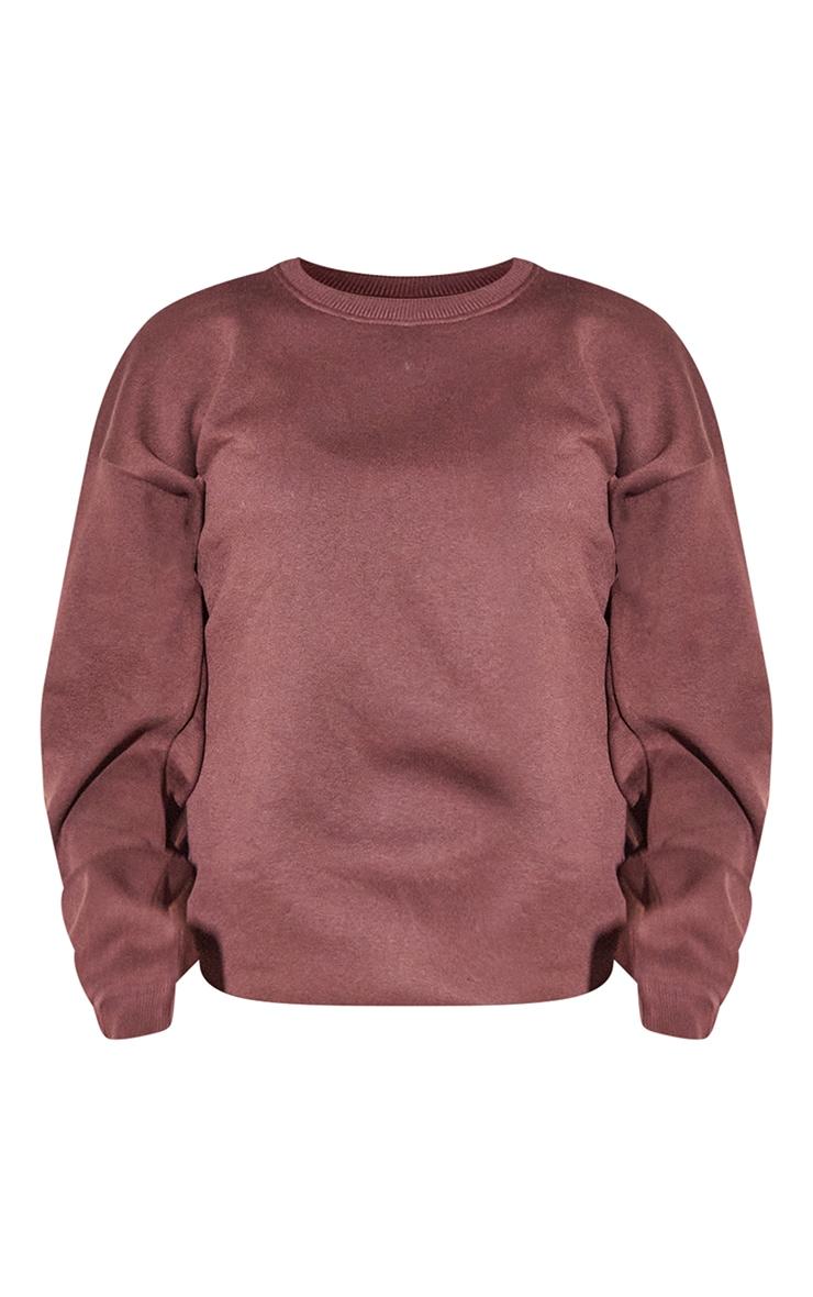 RENEW Tall Chocolate Ultimate Sweatshirt 5