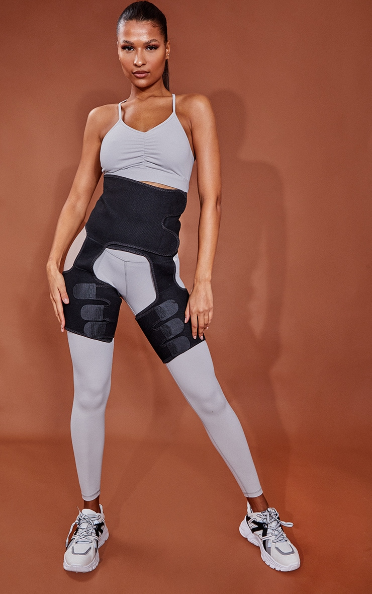 Black Waist & Thigh Trainer 3