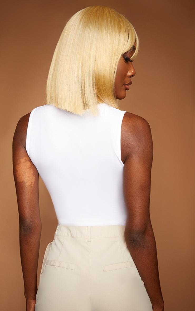 La Bello Beauty Blonde Bob Wig Iskaba 3