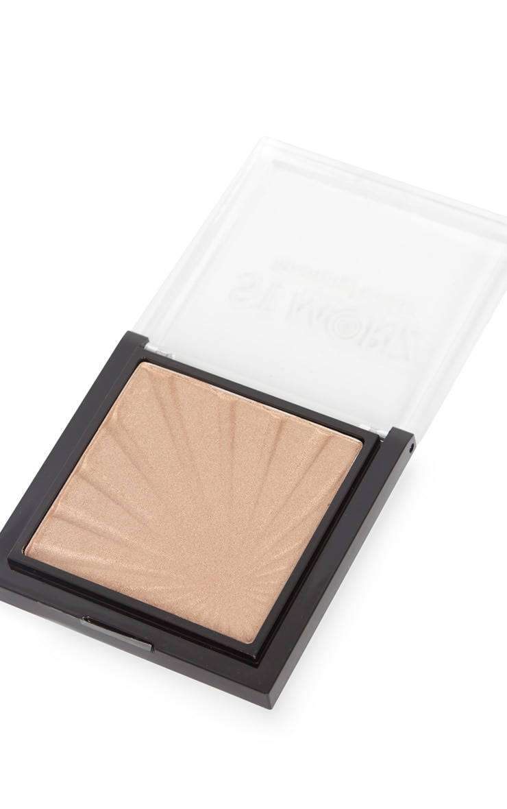 St Moriz Golden Glow Bronzing Powder  3