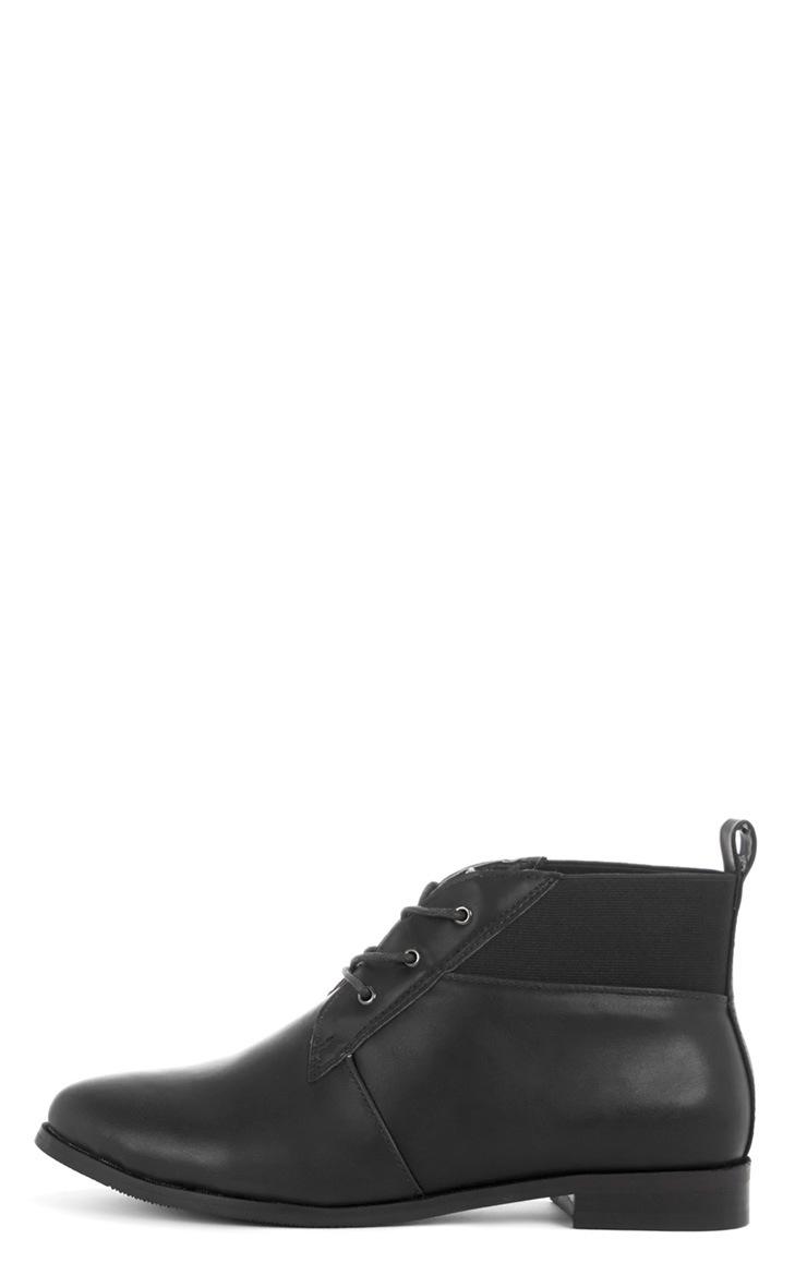 Zaya Black Shoe Boot 1
