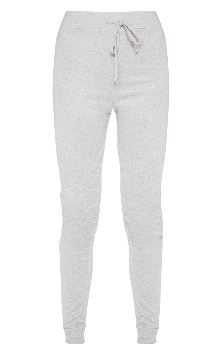 Tall - Jogging classique en sweat gris 3