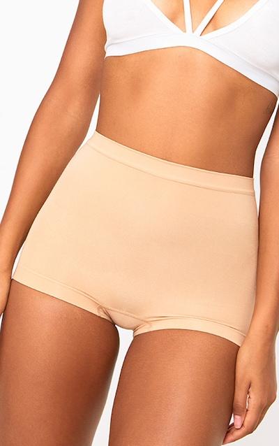 Nude Tummy Tuck Control Pants