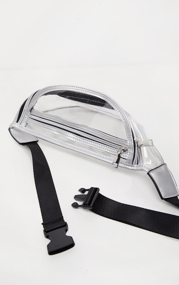 Clear Plastic Bum Bag 2