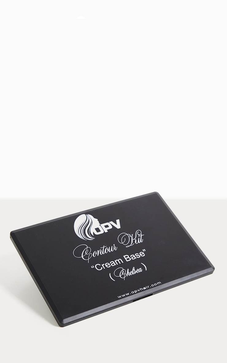 OPV beauty Contour Palette Cream Base In Chelsea 2