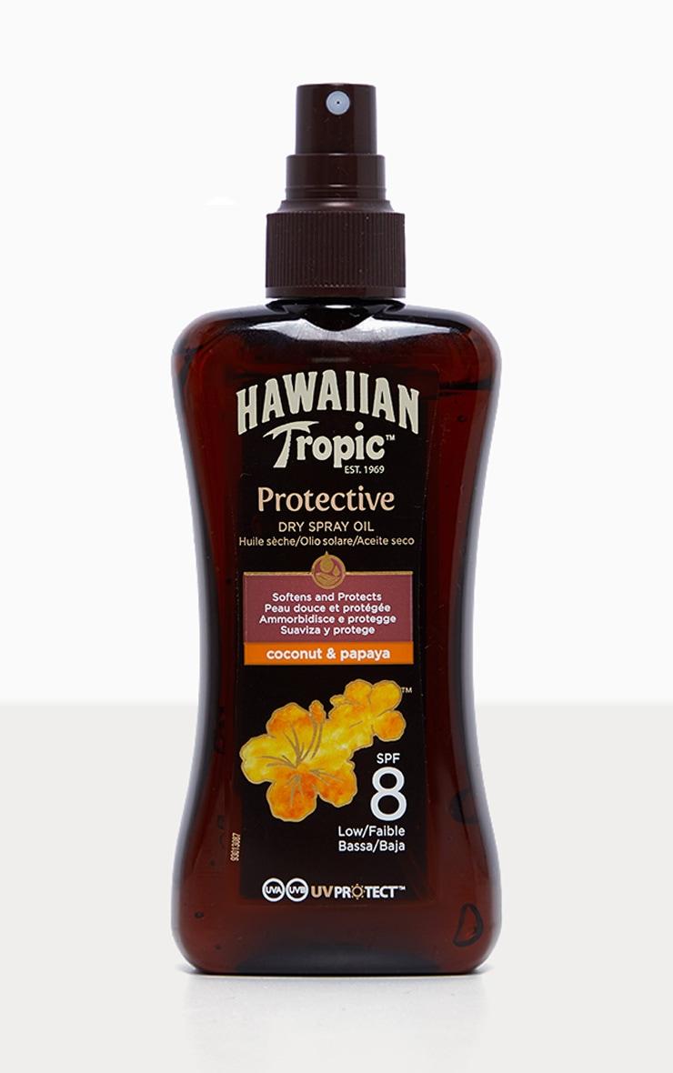 Hawaiian Tropic Protective Dry Oil SPF 8 3