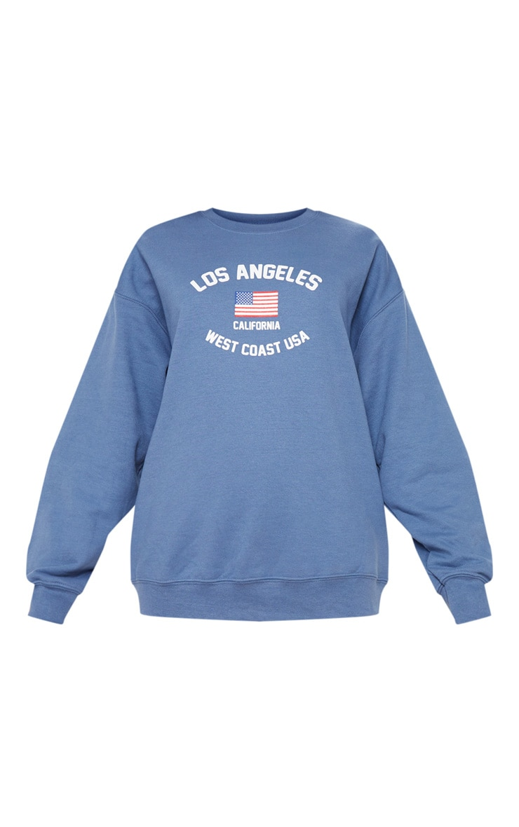 Indigo Blue Los Angeles Sweater 3