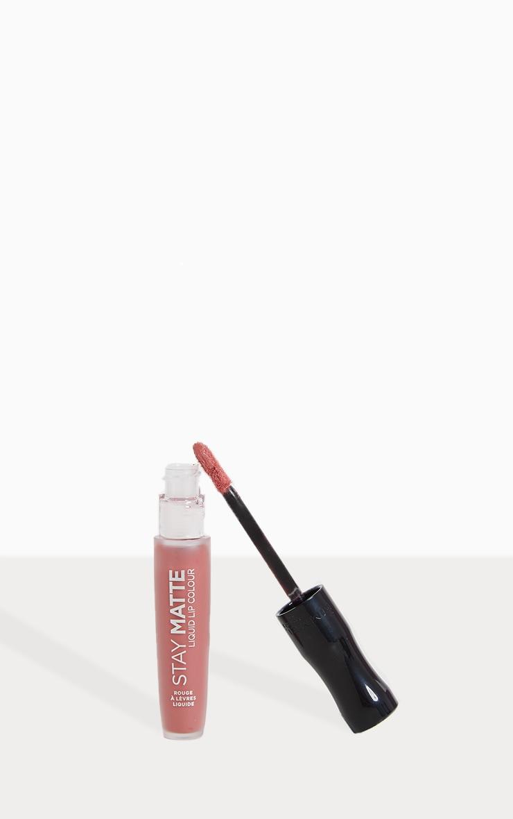 Rimmel Stay Matte Liquid Lip Pink Blink