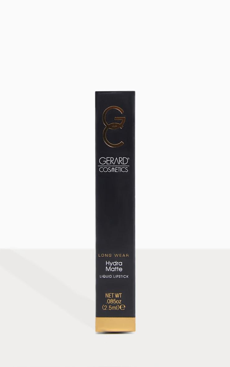Gerard Cosmetics Hydra Mattes Liquid Lipstick 1995 3