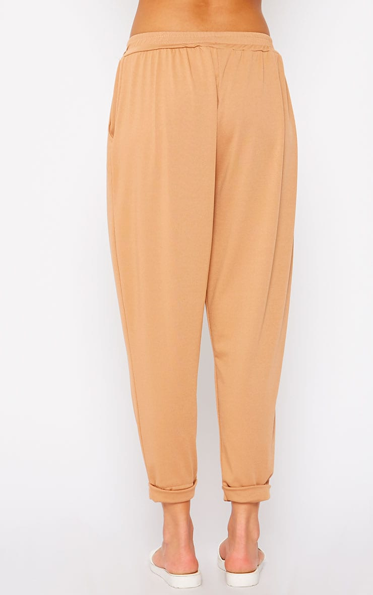 Connie Camel Trousers 4