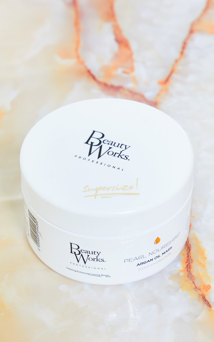 Beauty Works Pearl Nourishing Mask 500ml 3