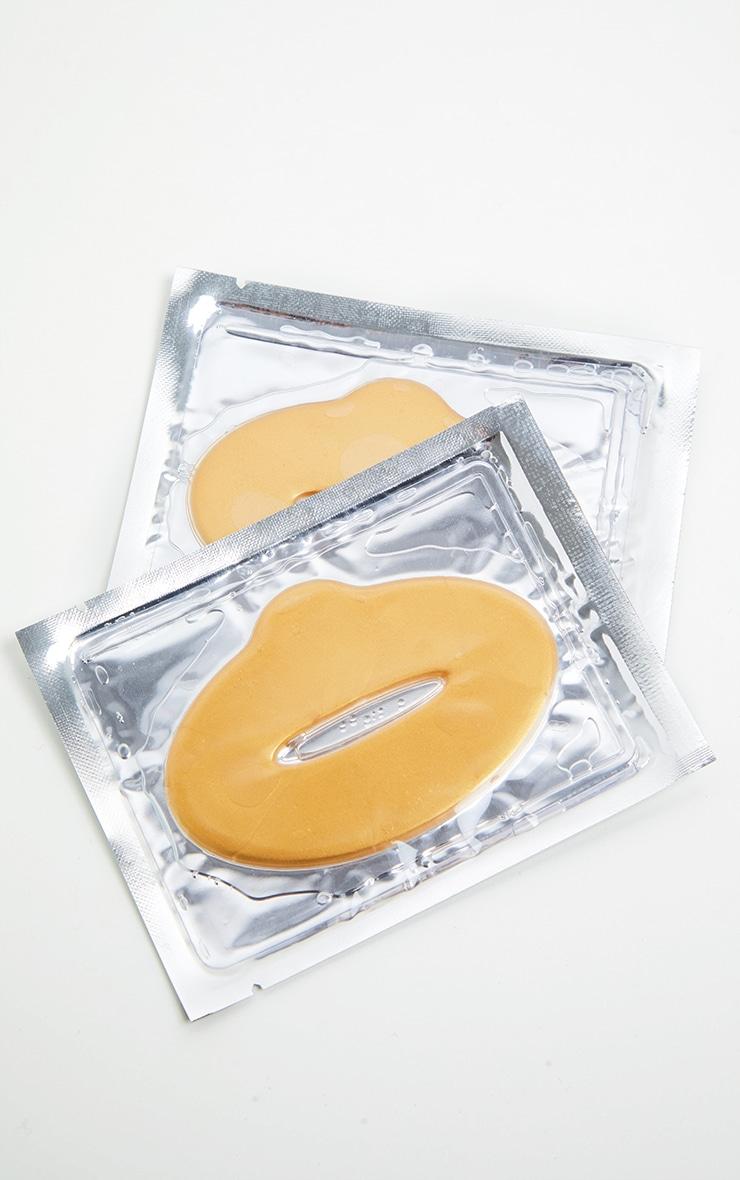 Plump It! 24k Gold Collagen Multi Pack of 5 Lip Masks image 2