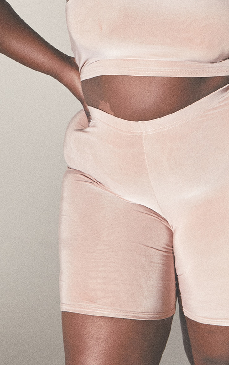Plus Second Skin Clay Cycle Shorts 5