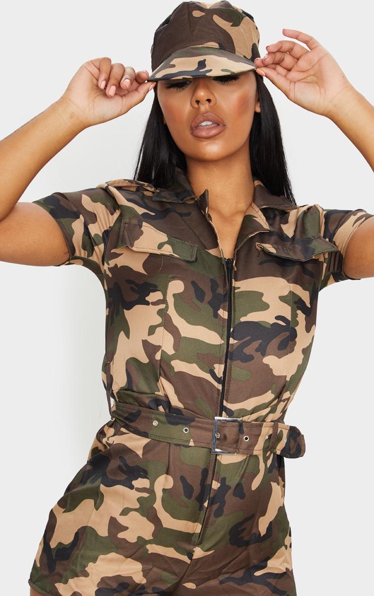 Premium Sexy Army Girl 4